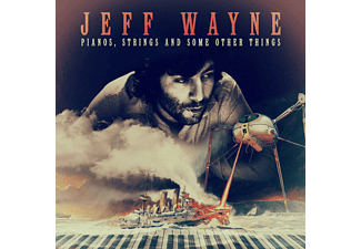 Jeff Wayne - Pianos, Strings And Some Other Things (RSD-Edition) (Vinyl LP (nagylemez))