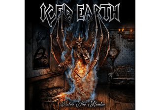 Iced Earth - Enter The Realm (Extended Limitied Edition) (Vinyl LP (nagylemez))