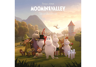 Filmzene - Moominvalley - Official Soundtrack (CD)