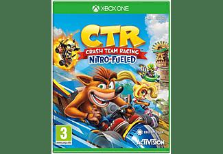 Crash Team Racing: Nitro Fueled UK Xbox One