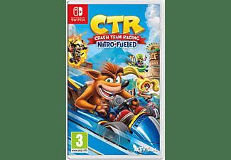 Crash Team Racing: Nitro Fueled UK Switch