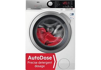 AEG Lave-linge frontal ProSteam AutoDose A+++ (L7FEE96QS)