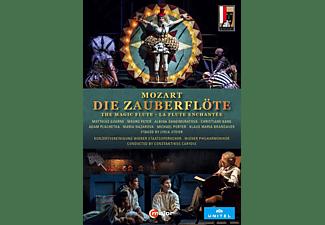Mauro Peter, Matthias Goerne, Albina Shagimuratowa, Christiane Karg, VARIOUS, Konzertvereinigung Wiener Staatsopernchor, Wiener Philharmonike - Die Zauberflöte  - (DVD)