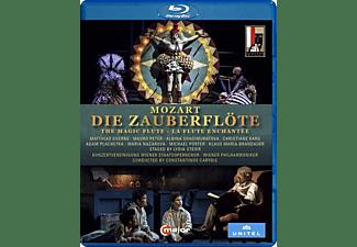 Wiener Philharmonike, Konzertvereinigung Wiener Staatsopernchor, VARIOUS - Die Zauberflöte [Blu-ray]  - (Blu-ray)