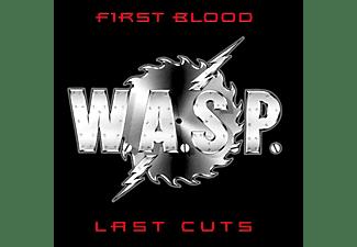 W.A.S.P. - First Blood Last Cuts  - (CD)
