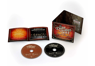 The Doobie Brothers - Live From The Beacon Theatre  - (CD)
