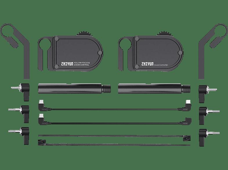 ZHIYUN TransMount Crane 3 Lab Focus und Zoom Combo Motor, Schwarz