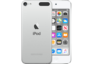 APPLE iPod touch (2019) - MP3 Player (128 GB, Silber)