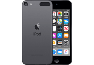 APPLE iPod touch (2019) - Lettore MP3 (128 GB, Grigio)