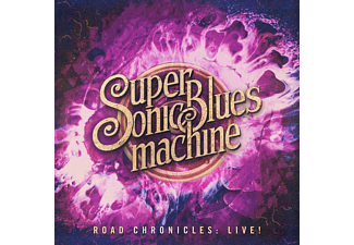 Supersonic Blues Machine - Road Chronicles: Live!  - (CD)