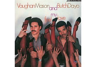 Vaughan Mason, Butch Dayo - Feel My Love  - (Vinyl)