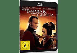 Der Barbar und die Geisha Blu-ray