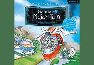 Der Kleine Major Tom - 07: Außer Kontrolle! (Hörspiel)  - (CD)