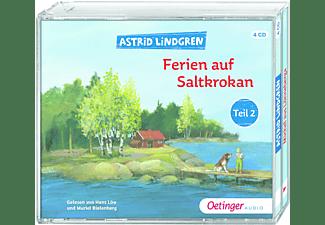 Astrid Lindgren - Ferien auf Saltkrokan 2  - (CD)