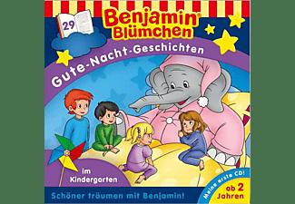 Benjamin Blümchen - Folge 29: Im Kindergarten  - (CD)
