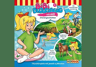 Bibi Blocksberg - Folge 8: Feriengeschichten  - (CD)