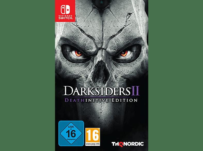 Darksiders 2 Deathinitive Edition [Nintendo Switch]