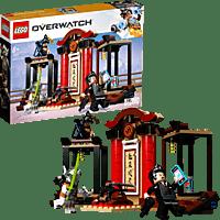 LEGO Hanzo vs. Genji Bausatz, Mehrfarbig