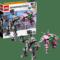 LEGO D.Va & Reinhardt Bausatz, Mehrfarbig