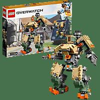 LEGO Overwatch® Figur Bastion (75974) Bausatz, Mehrfarbig