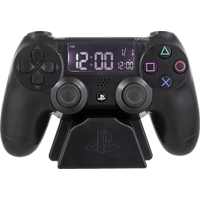 PALADONE PRODUCTS PlayStation Controller Wecker Wecker, Schwarz