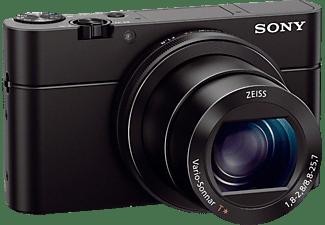 SONY Cyber-shot DSC-RX100 III Zeiss NFC Digitalkamera Schwarz, 20.1 Megapixel, 2.9x opt. Zoom, Xtra Fine/TFT-LCD, WLAN