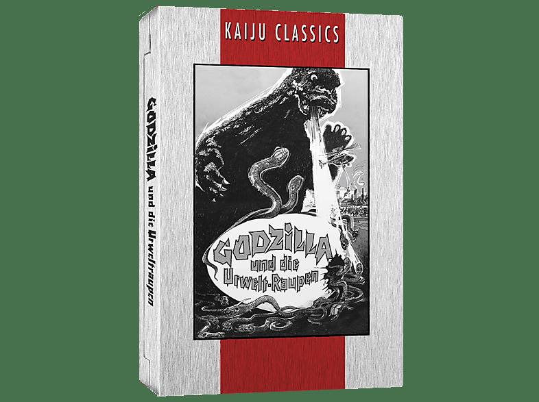 Godzilla und die Urweltraupen [DVD]