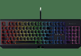 RAZER Blackwidow Green Switches, Gaming Tastatur, Mechanisch, Razer Green