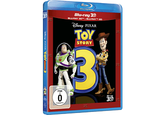 Toy Story 3 3D Blu-ray (+2D)