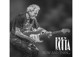 Rudy Rotta - Now And Then...And Forever  - (CD)