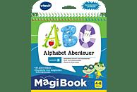 VTECH Lernstufe 2: Alphabet Abenteuer Lernbuch, Mehrfarbig