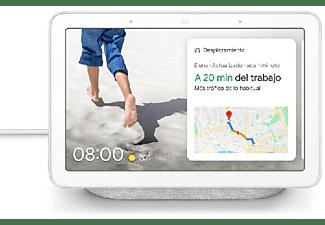 """REACONDICIONADO Asistente inteligente - Google Nest Hub, Asistente digital, Pantalla 7"""", Wi-Fi, Carbón"""