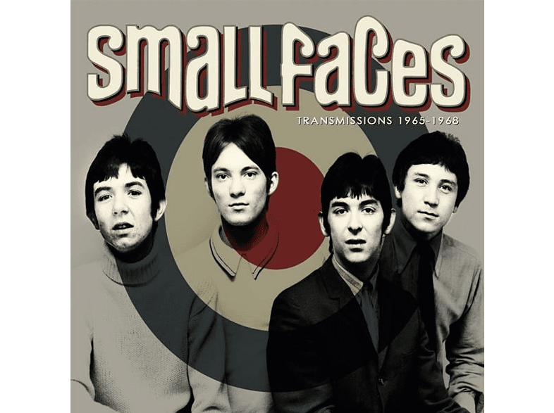 Small Faces - Transmissions 1965-1968 [CD]