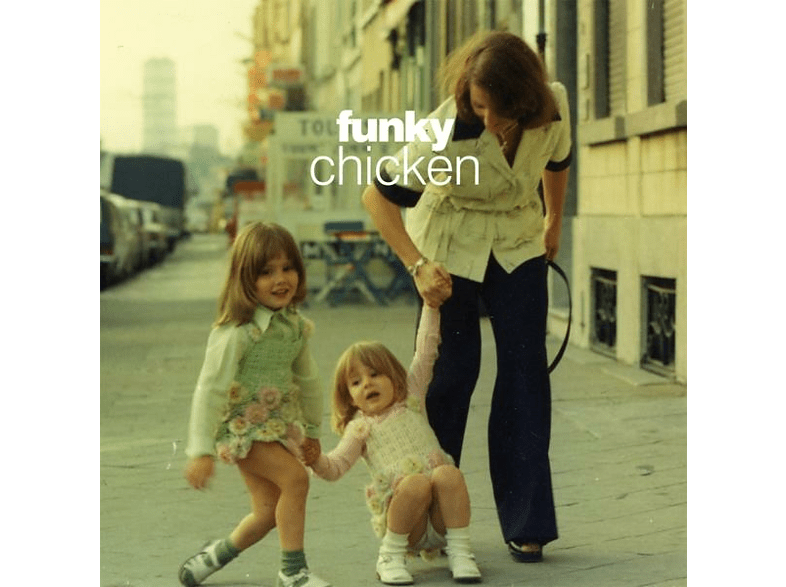 VARIOUS - Funky Chicken: Belgian Grooves From The 70's [CD]