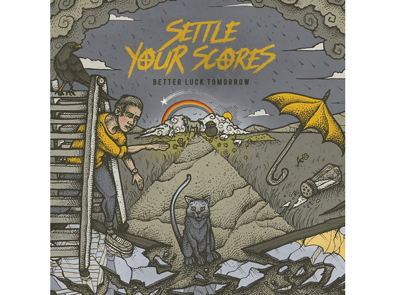 Settle Your Scores - Better Luck Tomorrow [Vinyl]