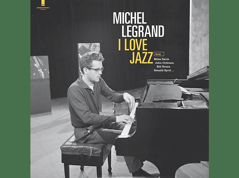Michel Legrand - I Love Jazz (180g) [Vinyl]