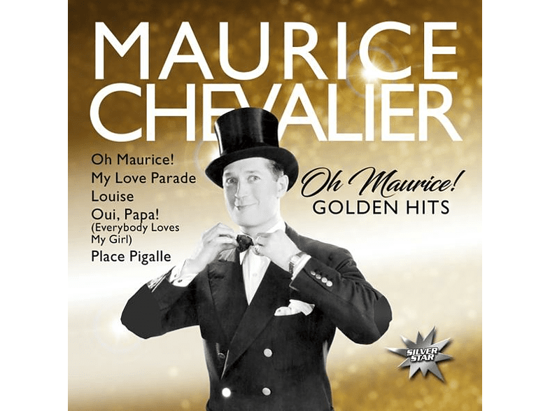 Maurice Chevalier - Oh Maurice! (Golden Hits) [CD]