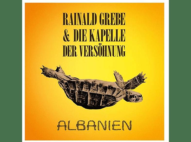 Rainald & Die Kapelle Der Versöhnung Grebe - Albanien (+Download) [LP + Download]