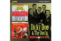 Dicky Doo & The Don'ts - Madison/Teen Scene [CD]