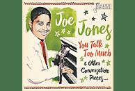 Joe Jones - You Talk Too Much [CD]