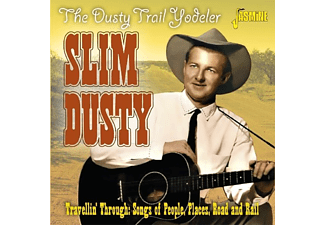 Slim Dusty - Travellin' Through  - (CD)