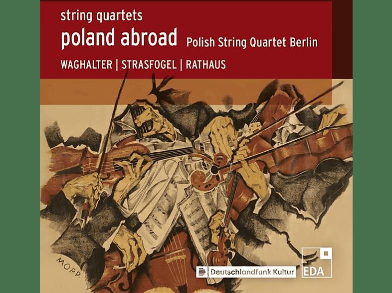 Polnisches Streichquartett Berlin - Poland abroad-Streichquartette Vol.2 [CD]