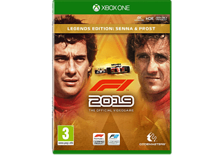 F1 2019 (Legends Edition) | Xbox One | Xbox One