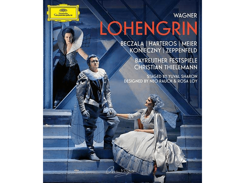 Thielemann Christian - Wagner: Lohengrin [Blu-ray]