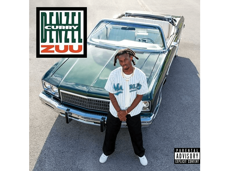 Denzel Curry - Zuu [CD]