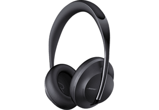 BOSE Noise Cancelling Headphones 700 - Bluetooth Kopfhörer (Over-ear, Schwarz)