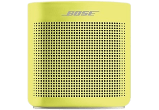 BOSE SoundLink Color II - Bluetooth Lautsprecher (Gelb)