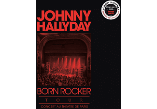 Johnny Hallyday - Born Rocker Tour (Coloured Vinyl) (Limited Edition) (Vinyl LP (nagylemez))
