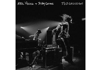 Neil Young & Stray Gators - Tuscaloosa - Live (Vinyl LP (nagylemez))