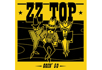 ZZ Top - Goin' 50 (CD)